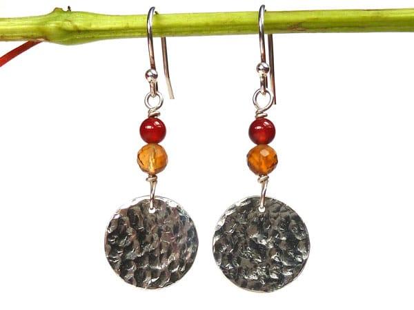 Saffi Earrings - Autumn