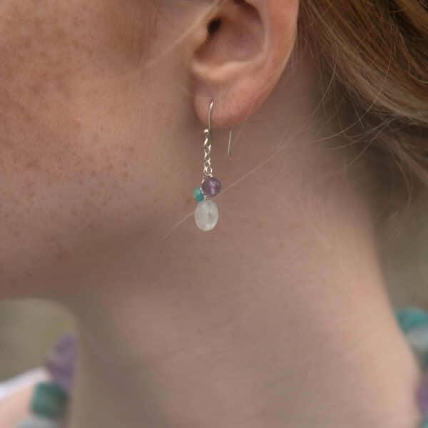 Isodora earrings