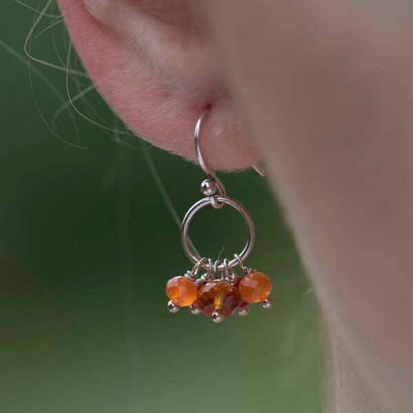 Otillie Earrings in Autumn