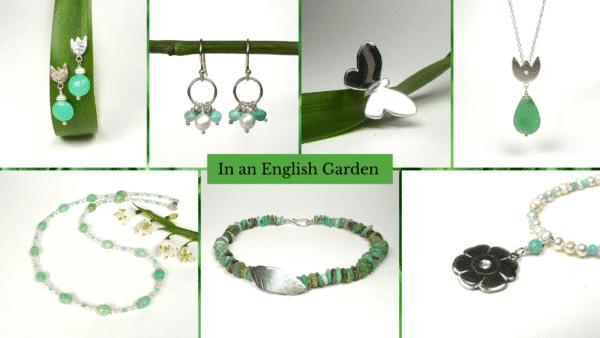 In An English Garden