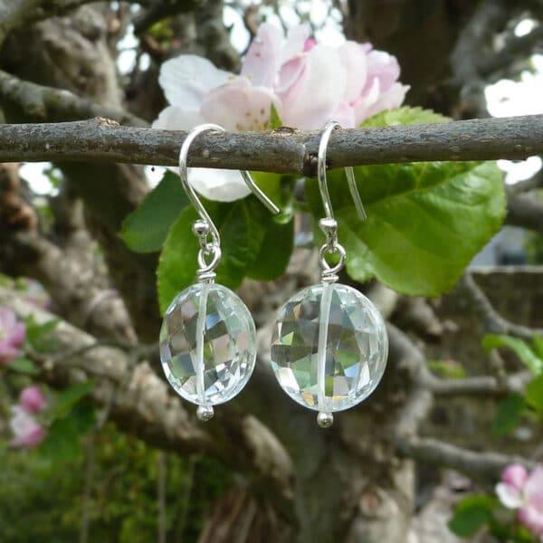 Oxygen Earrings
